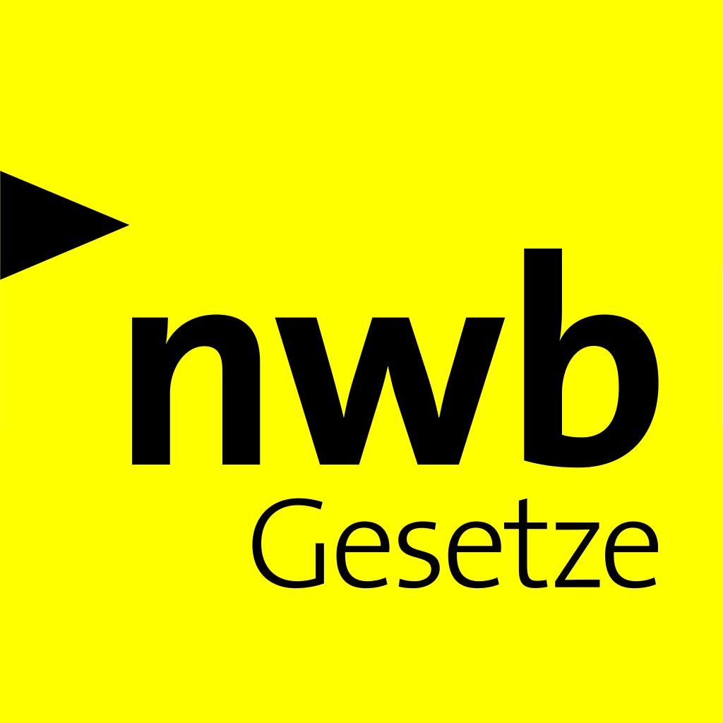 NWB Gesetze App_Icon