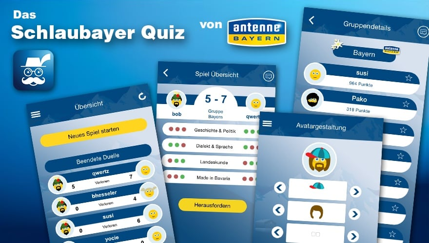 Schlaubayer Quiz App
