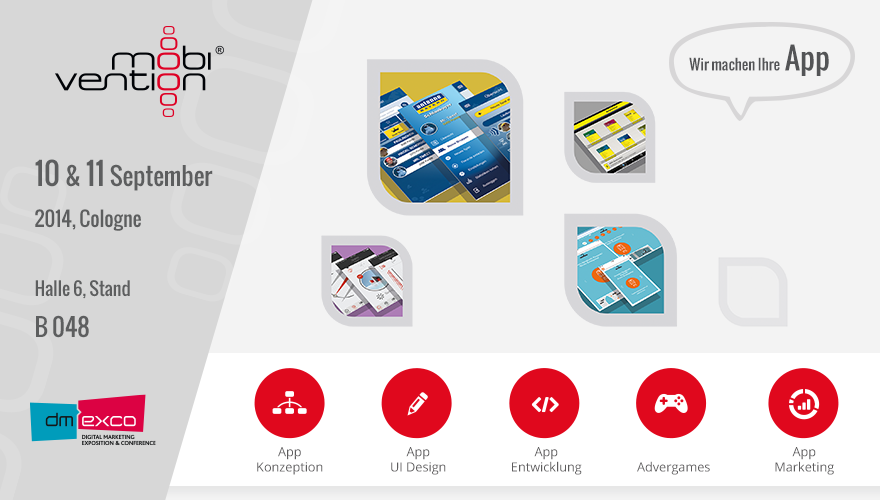 Digitales Marketing: Wir machen App
