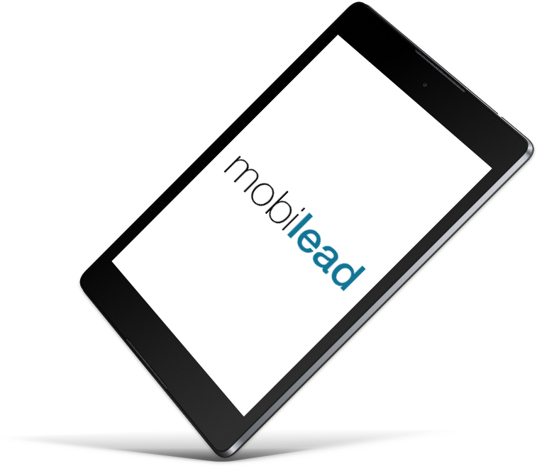 mobilead Messe App Funktionen Tablet Ansicht