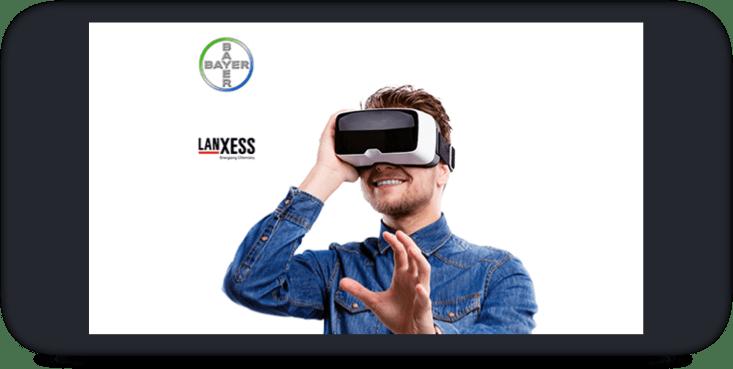 Vorschau VR App Bayer