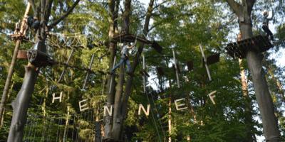 Teamevent Kletterwald