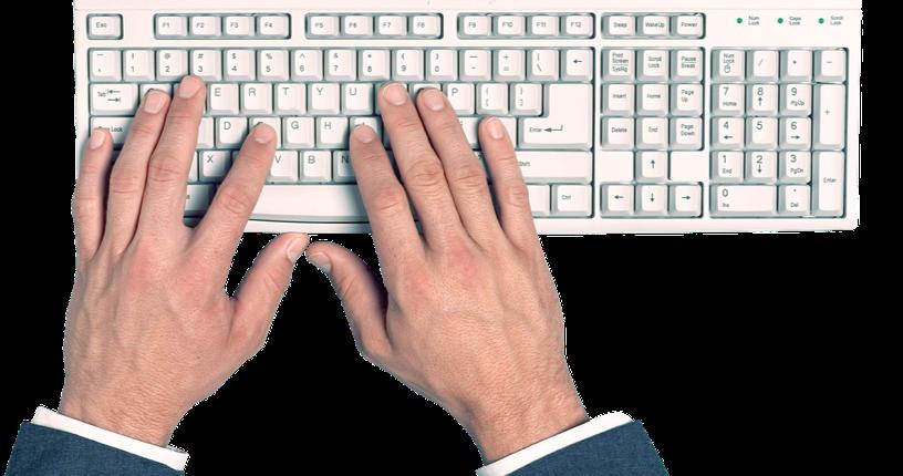 Image Kontakt Tastatur